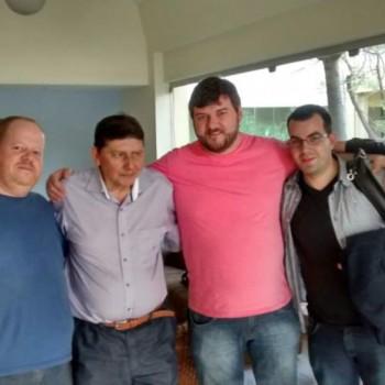 Com Oswaldinho do Acordeon em Juazeiro BA