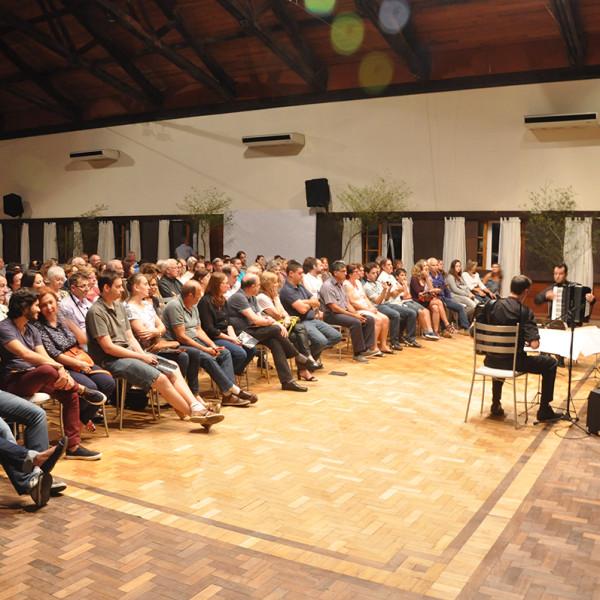Lançamento CD Brasileiríssimo II_Jeferson Evaldt Camilo